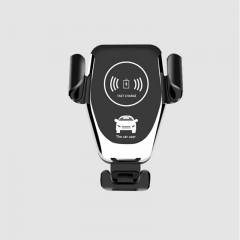 Wireless Car Charger Phone Mount